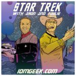 Star Trek with Aron and Paulie