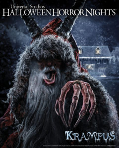 Krampus at USH-HHN 2016
